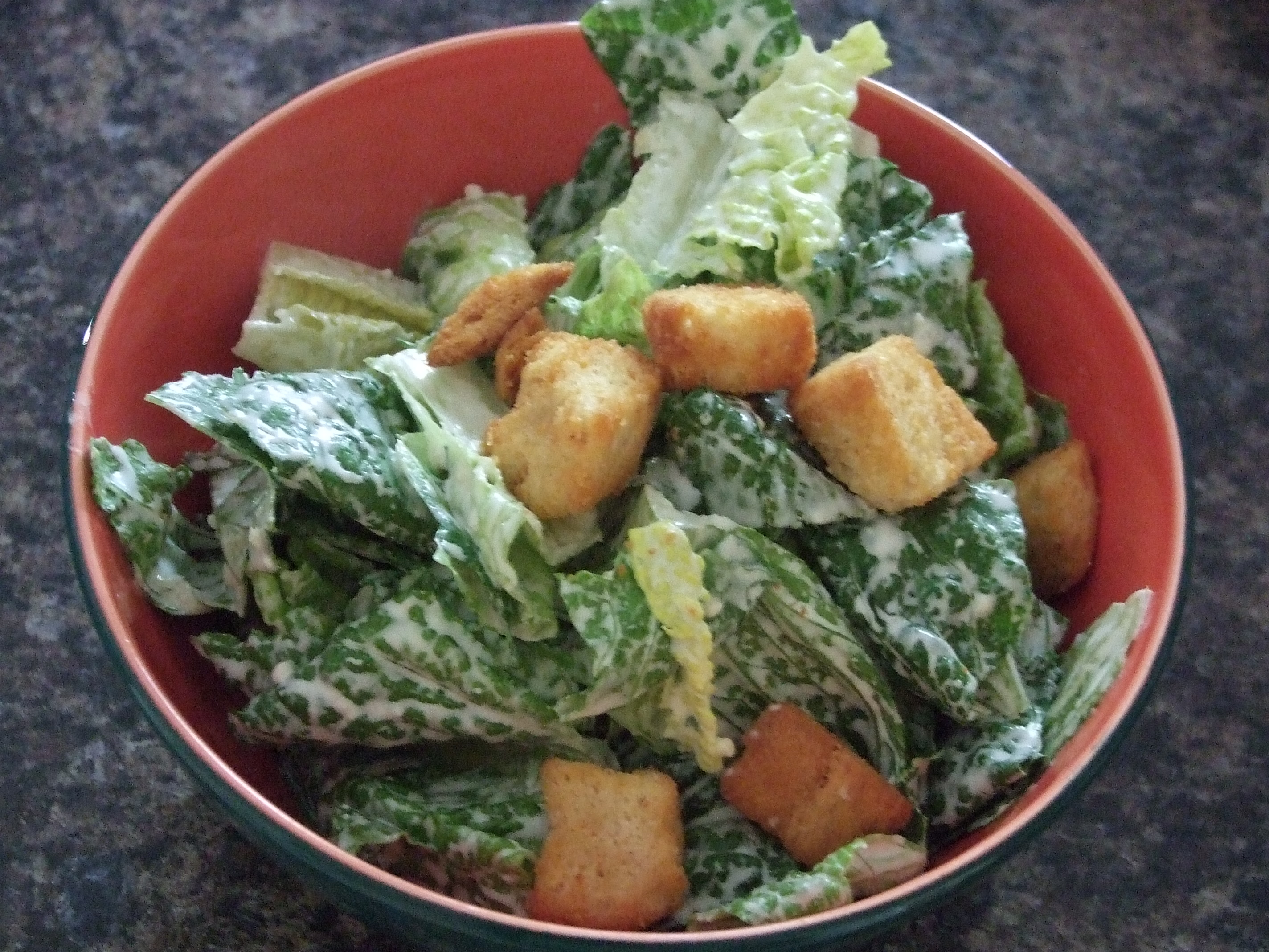Carrabba S House Salad Dressing Creamy Parmesan The Peppertree