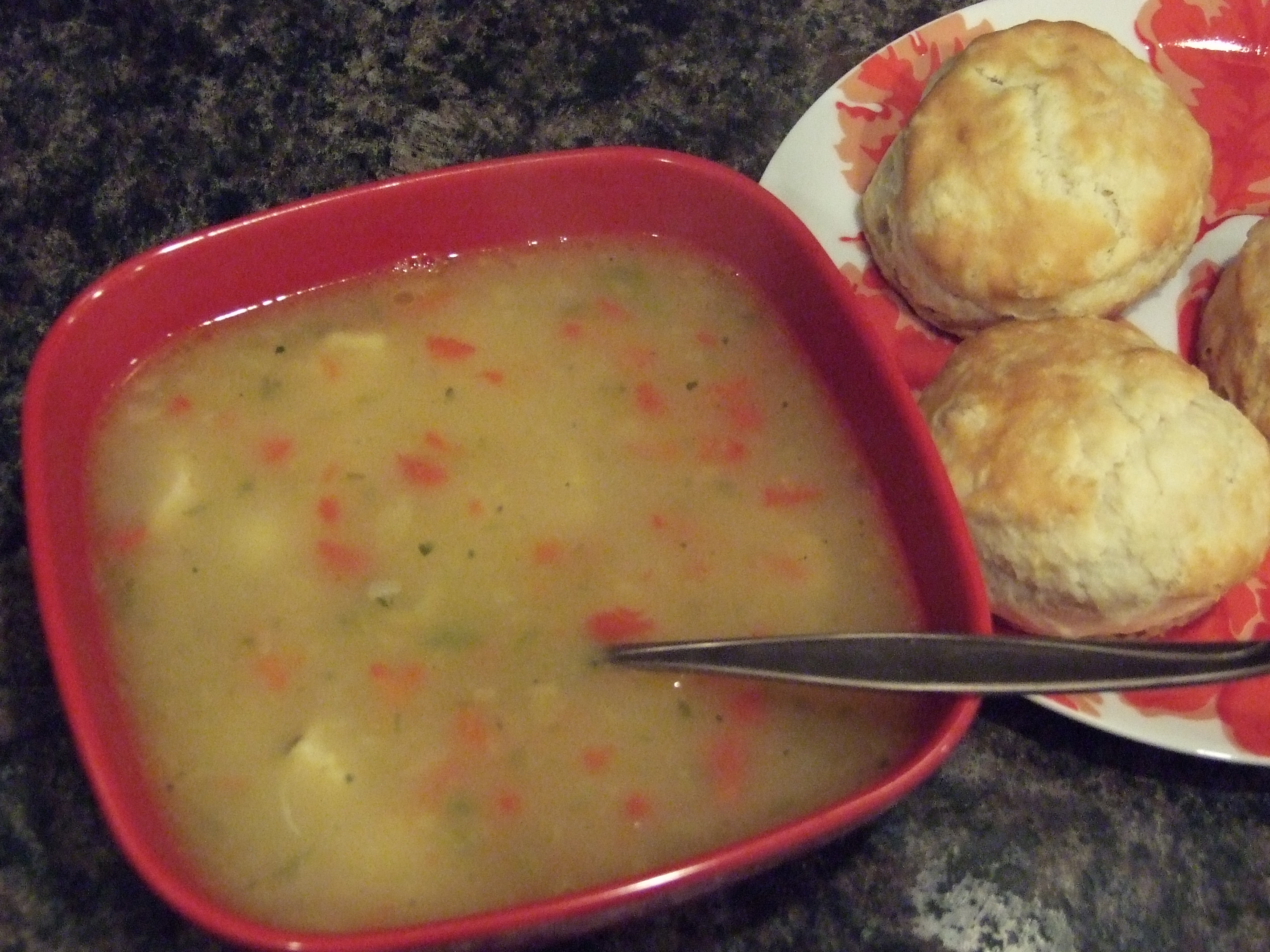 Pioneer Woman's Simple, Hearty, Chicken and Rice Soup (veggie ...