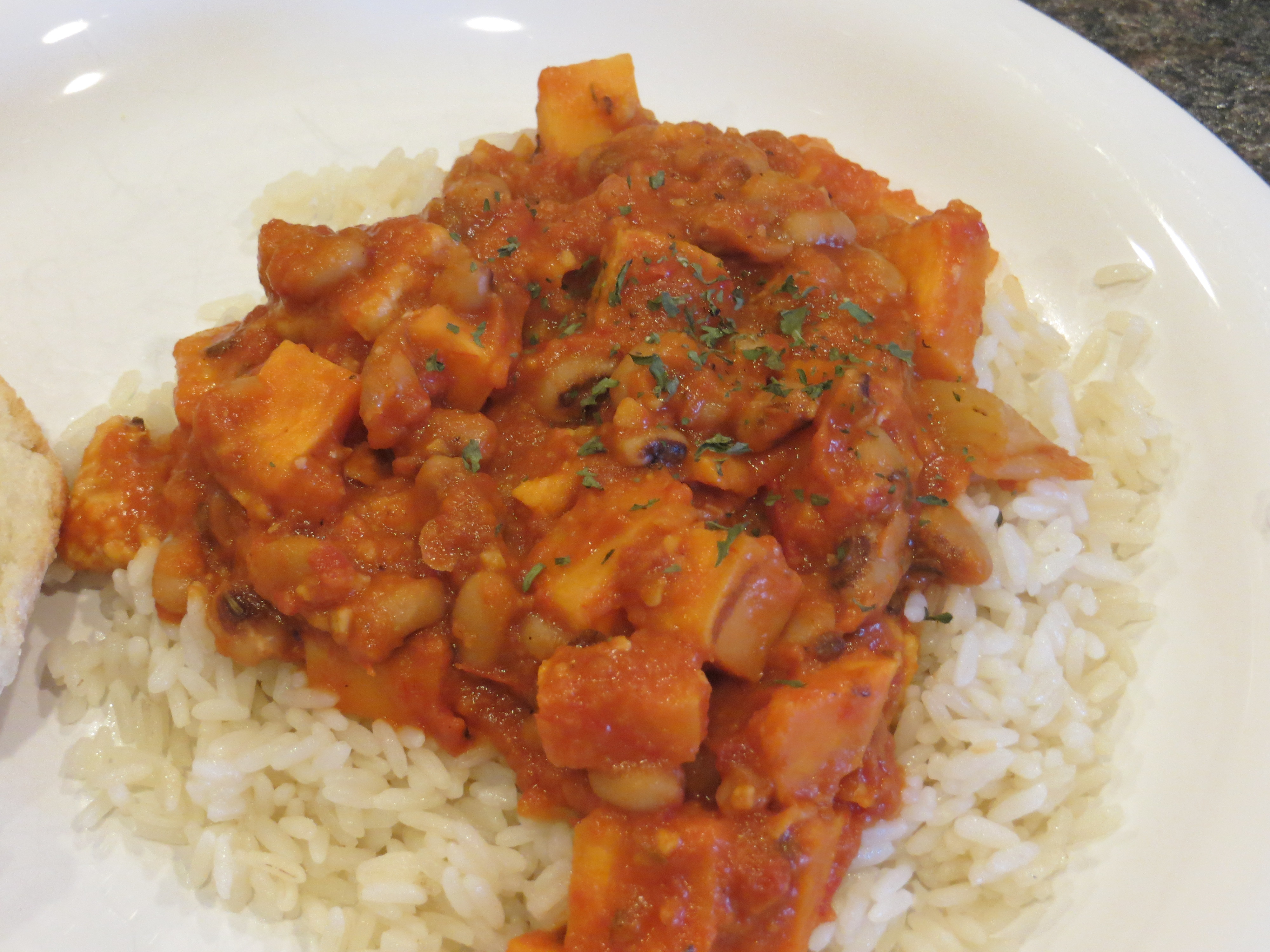 """West African """"Chicken"""" Stew 